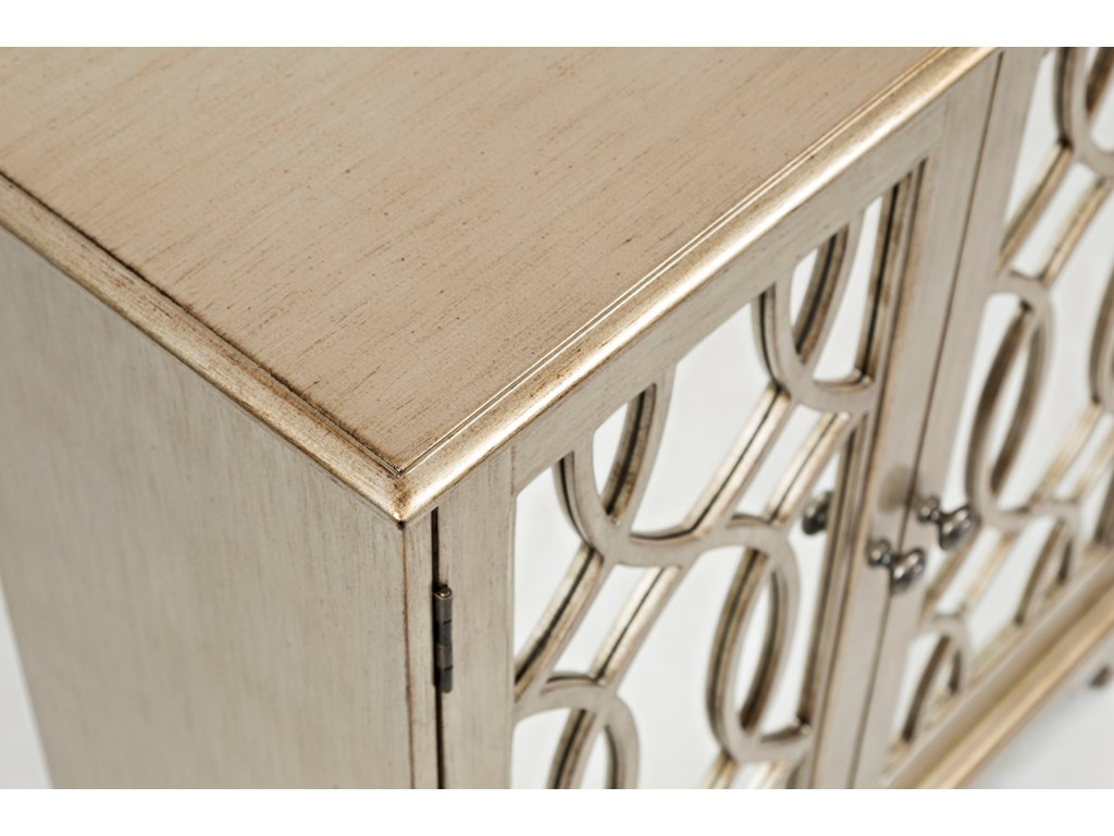 Cabinet Top Detail Shot