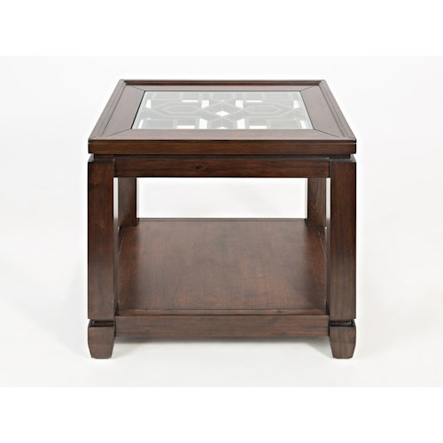 Jofran Casa Bella Chairside Table
