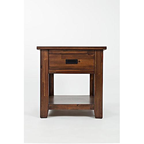 Jofran Coltran End Table