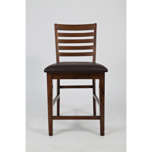 Jofran Coolidge Corner Ladderback Counter Stool