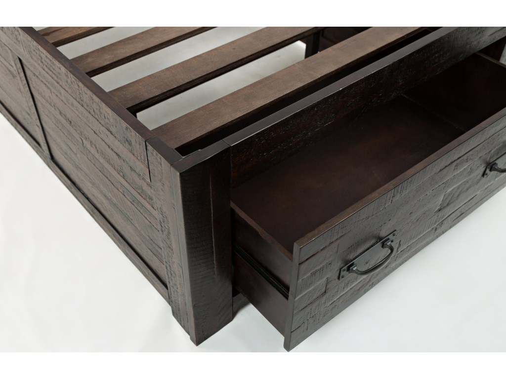 Storage Drawer Detail Shot