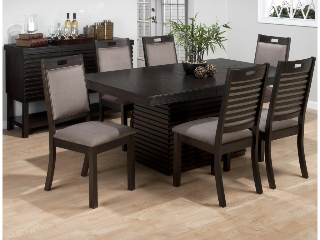 Shown with Coordinating Collection Hamilton Chairs and Server