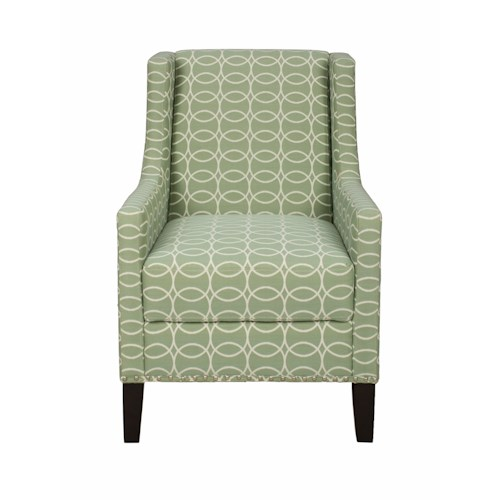 Jofran Accent Chairs Josie Chair