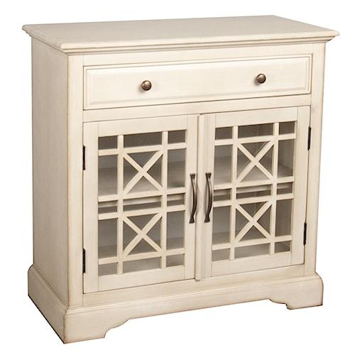 Morris Home Furnishings Limetree Cabinet