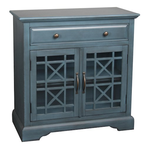 Morris Home Furnishings Limetree Cabinet
