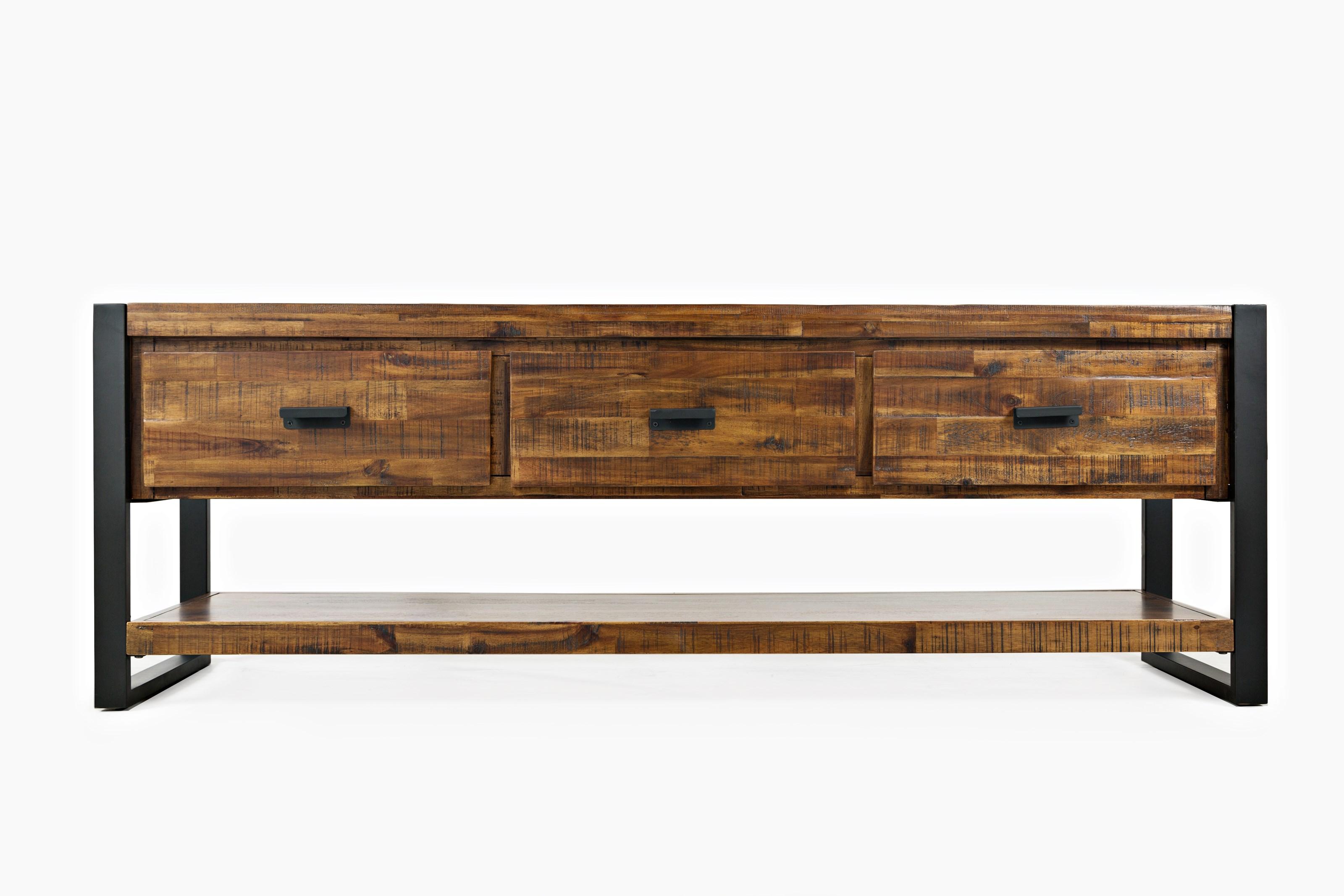 ... Pilgrims Furniture Jofran Loftworks 70 Quot Media Console Pilgrim  Furniture · ««