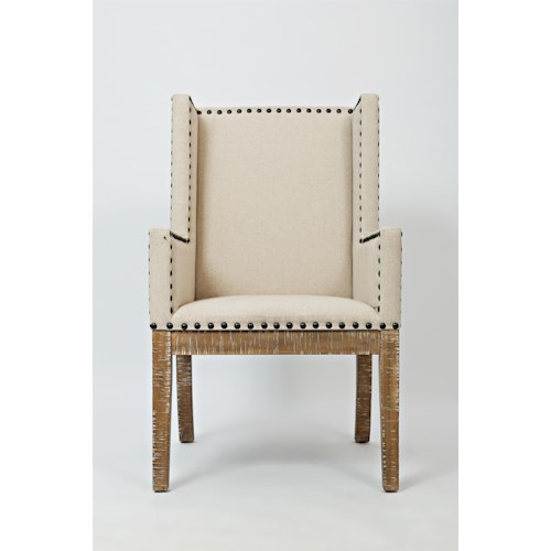Morris Home Furnishings Pacific Heights Upholstered Side Chair
