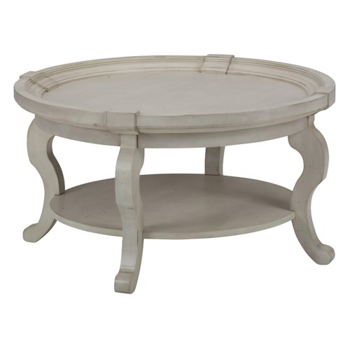 Jofran Sebastian Round Cocktail Table