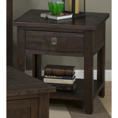 Morris Home Furnishings Stockport End Table