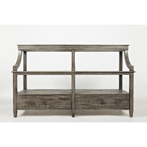 Jofran Tremblant Sofa Table