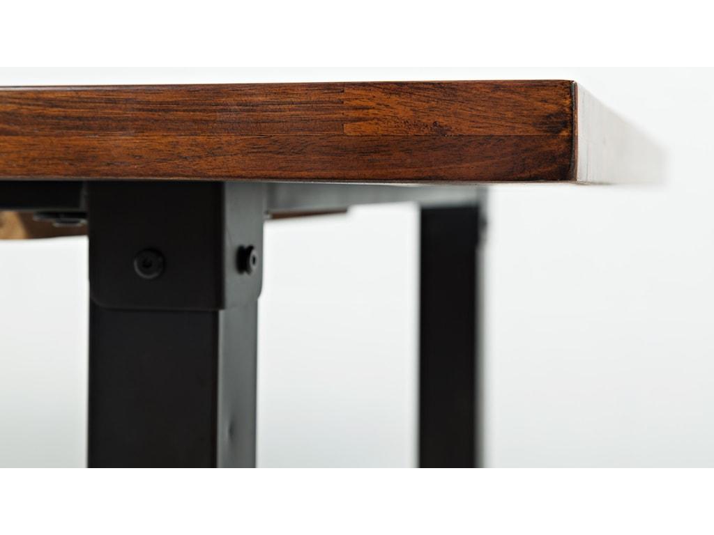 Table Edge Detail Shot