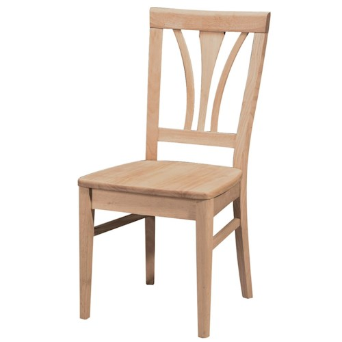 John Thomas SELECT Dining Fanback Chair