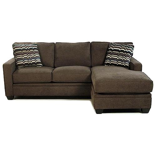 Cisco Caprice Sofa w/ Reversible Chaise