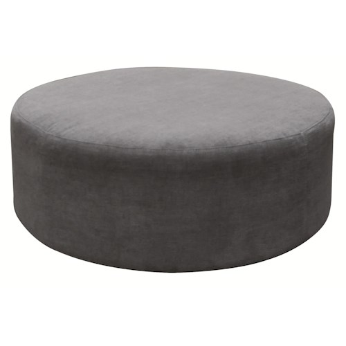 Morris Home Furnishings Alissa Ottoman