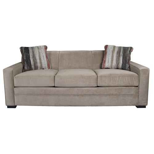 Morris Home Furnishings Albert  Sleeper Sofa *Floor Models Only Left