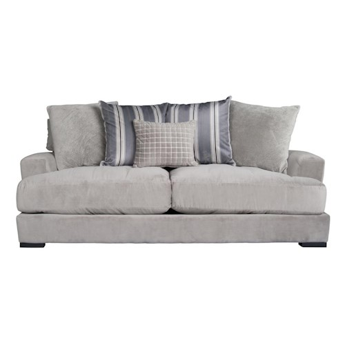Morris Home Furnishings Aldo Sofa