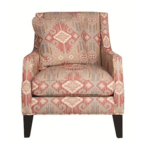 Morris Home Furnishings Mackenzie Accent Chair