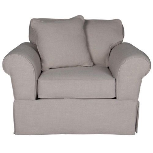 Morris Home Furnishings Linda Chair *Floor Models Only