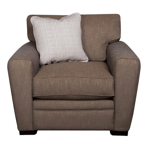 Morris Home Furnishings Lexie Arm Chair