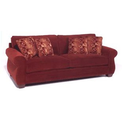 Jonathan Louis Alfred Sofa with Rolled Arms