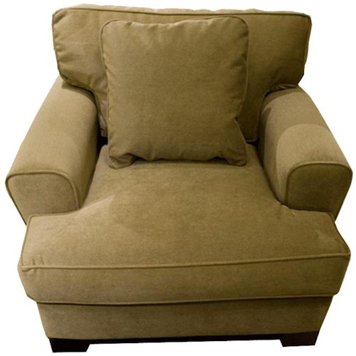 Jonathan Louis Choices - Pisces Matching Upholstered Arm Chair