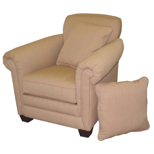 Jonathan Louis Choices - Apollo Comfortable Accent Chair