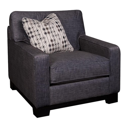 Morris Home Furnishings Eddie Chair
