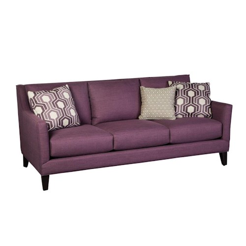 Jonathan Louis Elsa Casual Contemporary Sofa