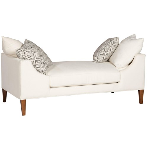 Cisco Franco Traditional Daybed with Bench Cushion