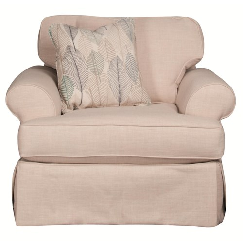 Morris Home Furnishings Linda Chair