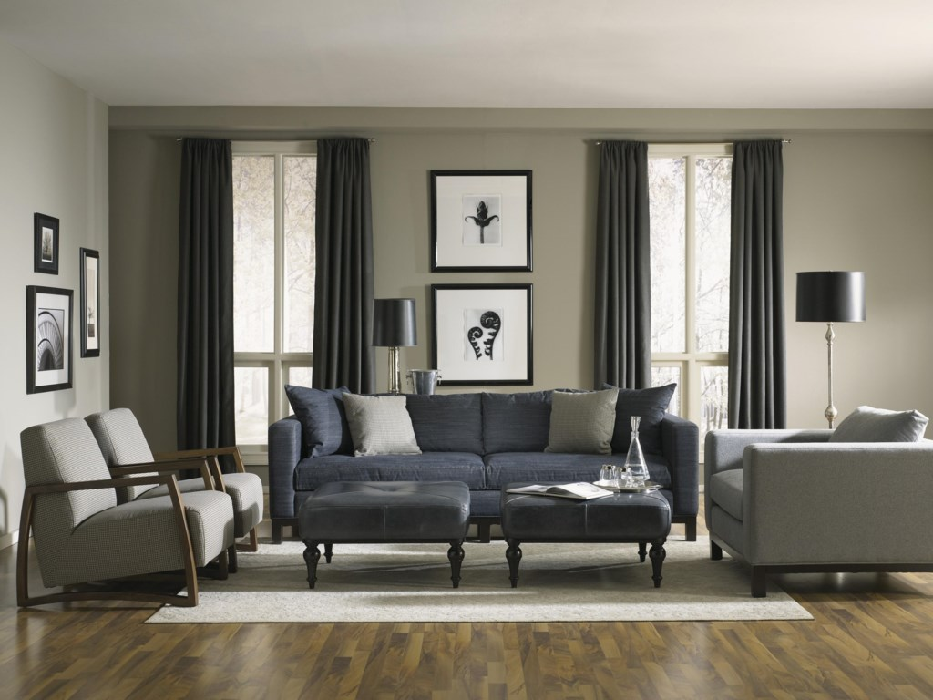 Shown with Coordianting Collection Sofa and Chair