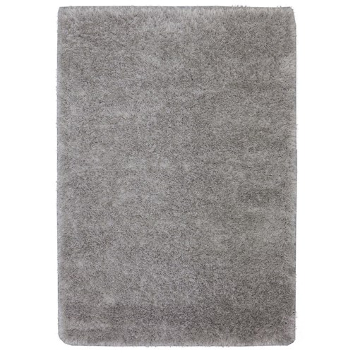 Karastan Rugs After 5 Shag 5'3x7'7 Silver Rug