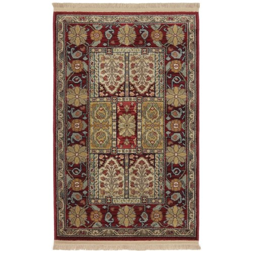 Karastan Rugs Antique Legends 8'8x12' Bakhtiyari Rug