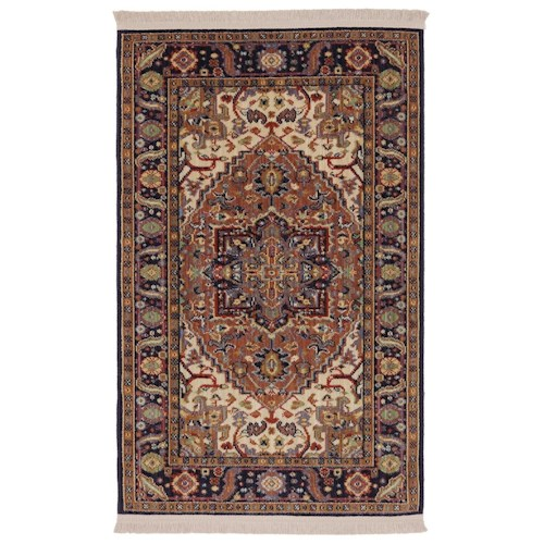 Karastan Rugs English Manor 2'6x8' Windsor Rug Runner