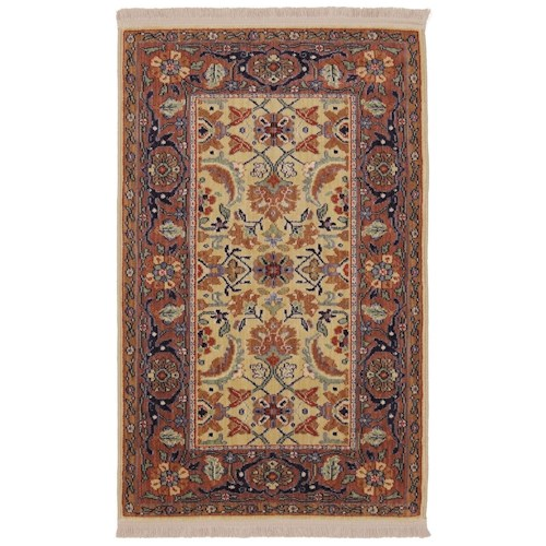 Karastan Rugs English Manor 2'6x4' Brighton Rug