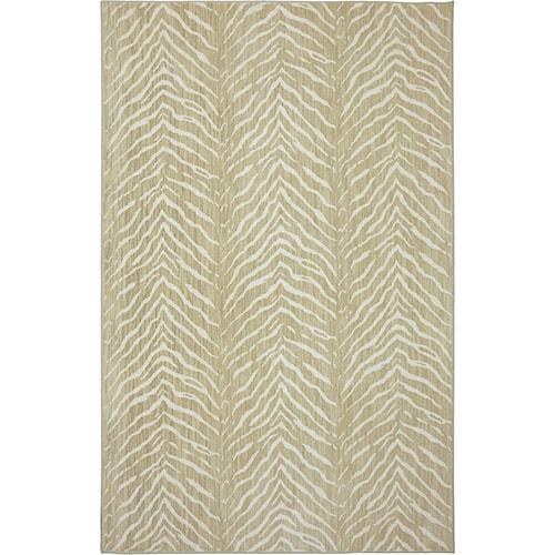 Karastan Rugs Euphoria 5'3x7'10 Aberdeen Sand Rug