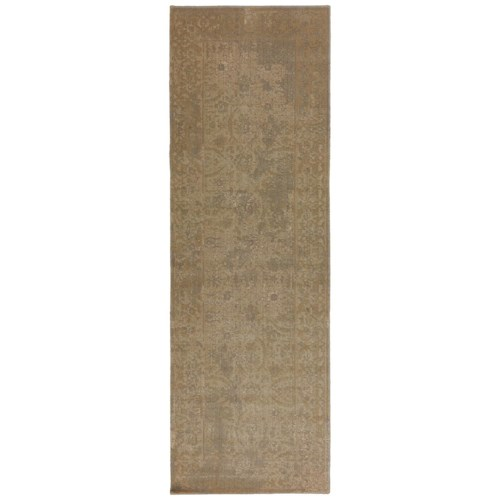 Karastan Rugs Evanescent 2'6x8' Terni Light Rug Runner
