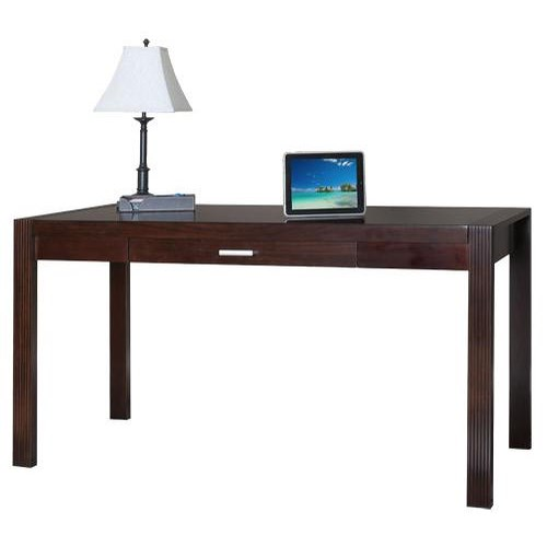 kathy ireland Home by Martin Carlton Laptop Writing Table Desk