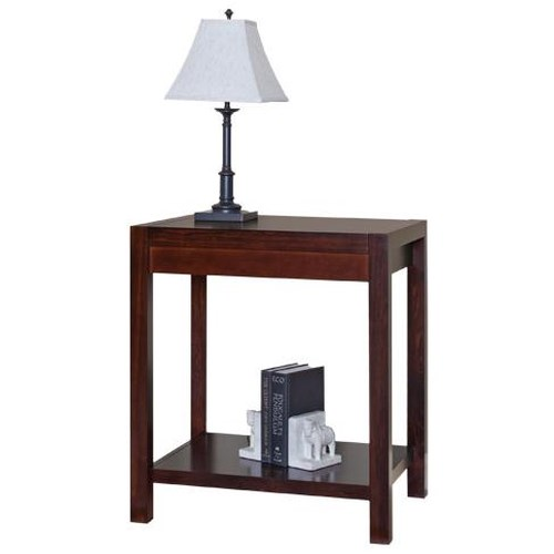 kathy ireland Home by Martin Carlton Corner Group End Table