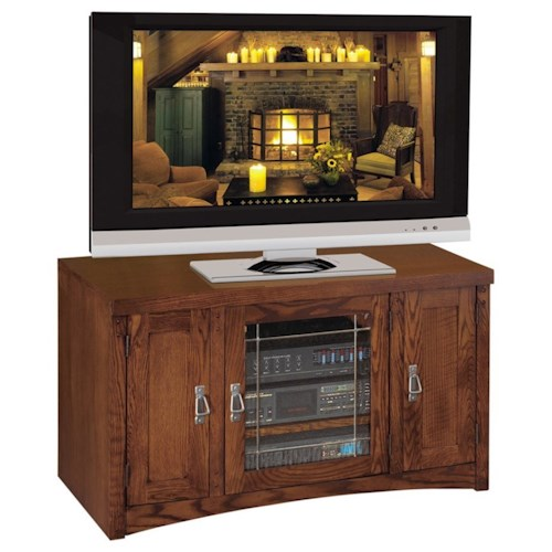 kathy ireland Home by Martin Mission Pasadena Television Stand