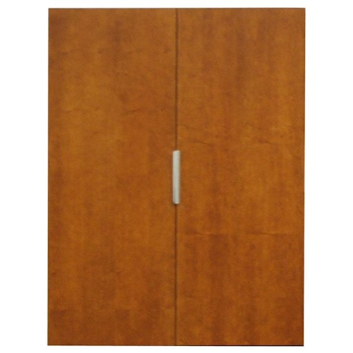 kathy ireland Home by Martin Monterey Contemporary 2 Door Wardrobe