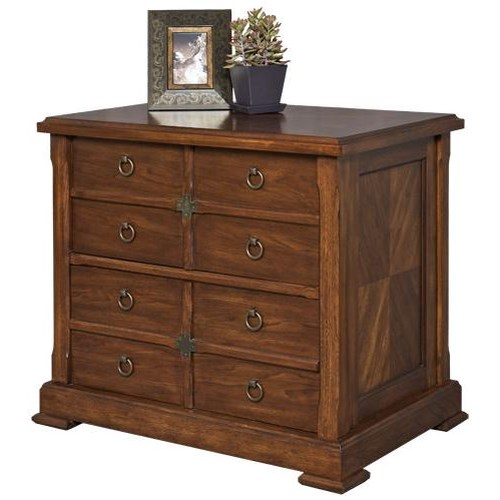 kathy ireland Home by Martin Portland Loft Lateral File w/ 2 Drawers