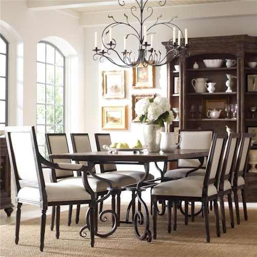 Kincaid Furniture Artisan's Shoppe Dining 5Pc Dining Room
