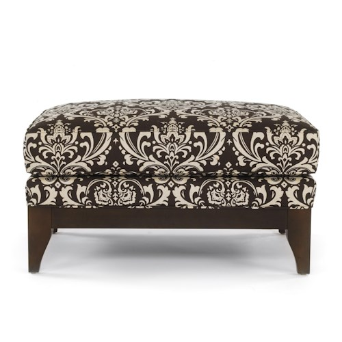 Kincaid Furniture Alston Rectangular Ottoman