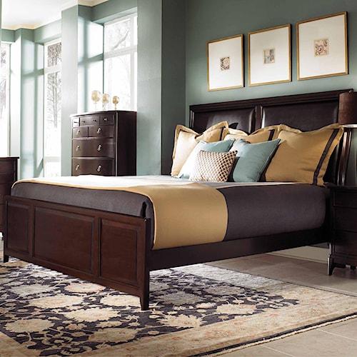 Kincaid Furniture Alston Queen Alston Low Profile Bed