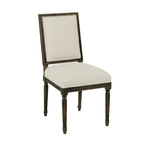 Morris Home Furnishings Middleburg Side Chair