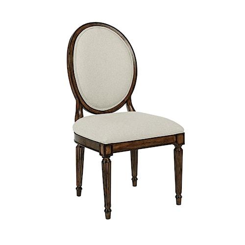 Morris Home Furnishings Middleburg Side Chair