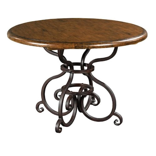 Kincaid Furniture Artisan's Shoppe Dining Traditional 44