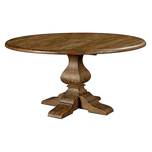 Kincaid Furniture Artisan's Shoppe Dining Traditional 60