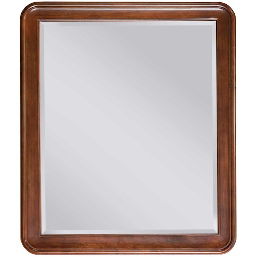 Kincaid Furniture Chateau Royale Vertical Mirror